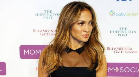 Jennifer Lopez: I've been single for a couple of months. (Source: AP)