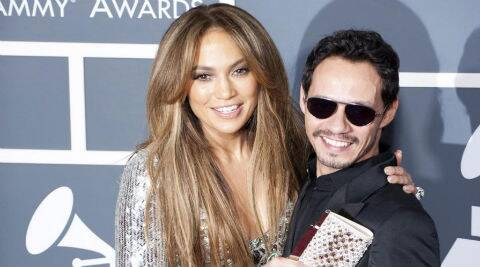 Jennifer Lopez and Marc Anthony have six-year-old twins together. (Source: AP)