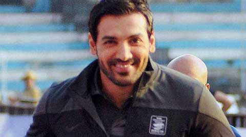 John Abraham is happy to see that women are more active and know their rights.