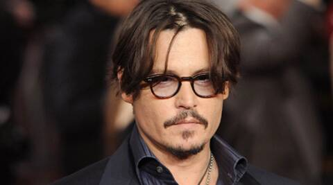 Johnny Depp recently bought a discounted barbecue grill!