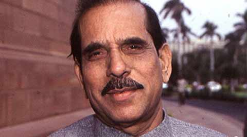 Shiv Sena leader Manohar Joshi. (Source: PTI/file)