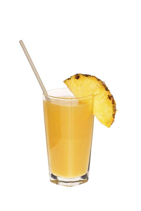 Juice of a ripe pineapple | Source: Thinkstock Images