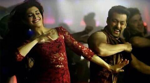 The song starring Salman and leading lady Jacqueline Fernandes is a peppy and playful number.