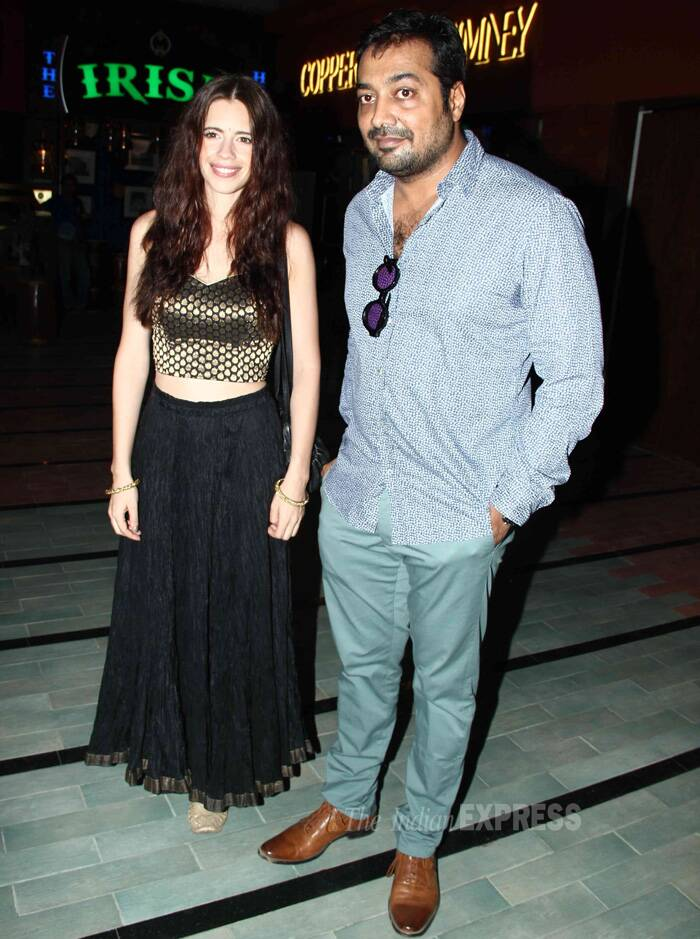 In their year apart, Anurag Kashyap was linked with his 'Gangs of Wasseypur' actress Huma Qureshi, who was initially believed to be reason for their separation. However both Anurag and Kalki cleared Huma's image. The filmmaker is now believed to romantically involved with his assistant director Sabrina Khan.<br /><br />Meanwhile, Kalki Koechlin is belived to be dating her 'The Girl in yellow Boots' co-star Gulshan Devaiah, with whom she is working on another project. (Source: Varinder Chawla)