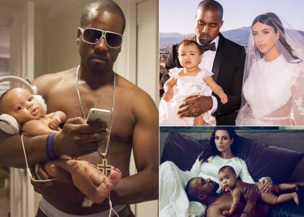 Happy Father's Day: Newest daddies in town – Imran, Kanye West, SRK