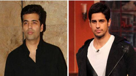 Before becoming an actor, Sidharth Malhotra worked as an assistant director to Karan Johar for 'My Name Is Khan'.
