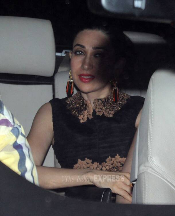 Jacqueline Fernandez, Karisma Kapoor kick-start Sonam Kapoor's birthday weekend