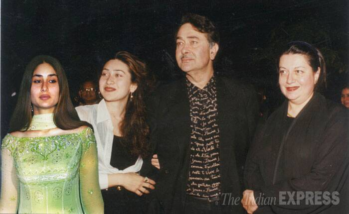 Karisma is the eldest daughter of actors Randhir and Babita. She was nicknamed Lolo after Hollywood actress Gina Lollobrigida. <br /> Karisma studied at the Cathedral and John Connon School in Mumbai, and later studied in Sophia College for a few months. (Express archive photo)