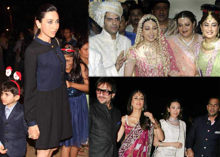 Karisma Kapoor - Sanjay Kapur, JLo-Casper Smart: Recent celebrity break-ups