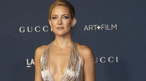 Actress Kate Hudson has slammed past eating disorder rumours in the October 2014 issue, saying she will never have such health hazard.     (Reuters)