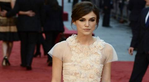 Keira Knightley said she was told that she was a bad actress and people hated her. (Source: Reuters)