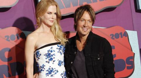 Keith Urban paid a heart-warming tribute to his wife, Nicole Kidman.