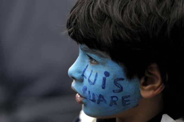 Has Luis Suarez let his fans down?