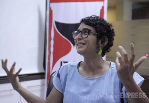 Kiran Rao on being Aamir Khan's wife, mainstream cinema at Idea Exchange