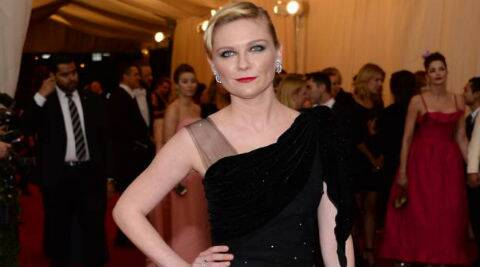 Kirsten Dunst: I feel more appreciated, more special, France. (Source: AP)