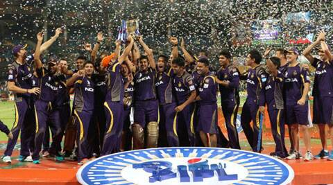The Cricket Association of Bengal has planned a felicitation ceremony for 2014 Indian Premier League victors Kolkata Knight Riders. (Source: IPL/BCCI)
