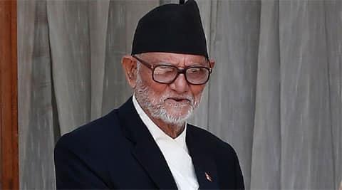 Nepal premiere Sushil Koirala.