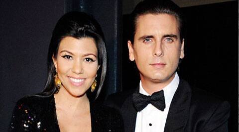 Reality TV star Kris Jenner reportedly thinks Kourtney Kardashian and Scott Disick should get married.  (AP)