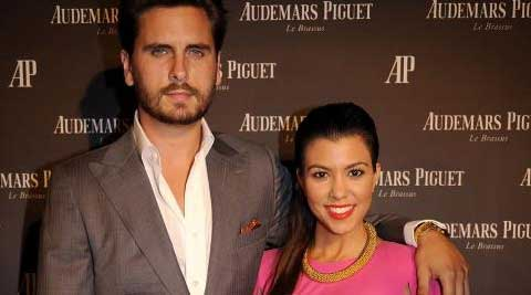 Kourtney Kardashian has revealed on family show that she is expecting her third child.