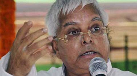 RJD chief Lalu Prasda Yadav. (Source: Reuters)