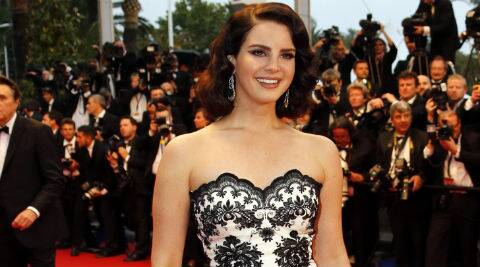 Lana Del Ray on former boyfriend Barrie-James O'Neill: He is a wonderful person. But there are some things with which he must deal. (Source: Reuters)