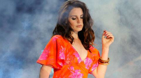 Frences Cobain feels that Lana Del Rey should not romanticise 'the club 27' about a group of young musicians who died when they were 27. (Source: AP)