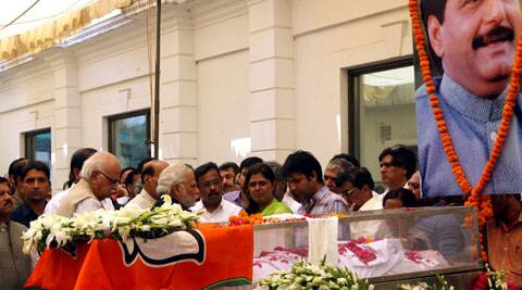 Union Minister Gopinath Munde passed away on Tuesday morning after a road accident.