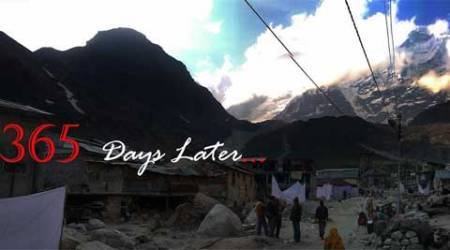The 22-km treacherous route to the Kedarnath valley presents the story of survival.