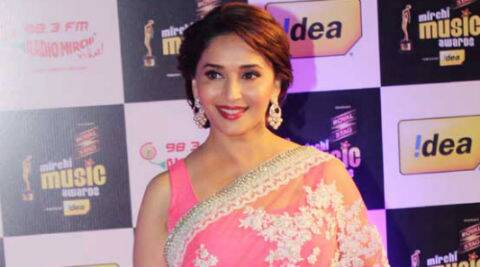 Madhuri Dixit is the Unicef India's advocate to support child rights issues.