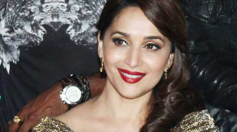 Madhuri Dixit is judging 'Jhalak Dikhhla Jaa' for the fourth time in a row.