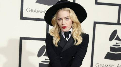 Madonna apparently failed to recognise her driver's face recently, (Source: Reuters)