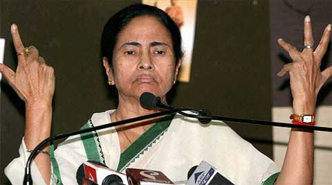 Mamata to fight against the BJP led govt about the law and order problems