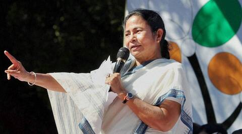 Mamata Banerjee is a symbol of peace.