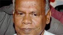 I have time till polls, won't be cowed down: Jeetan Ram Manjhi