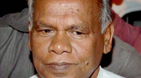 Manjhi said former chief minister Nitish Kumar tried to solve the Maoist issue in the state and took up development work for marginalised people to tackle it. Source: PTI
