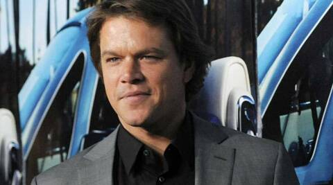 Matt Damon, father of four, wants to relax this Father's Day.