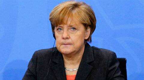 Germany Chancellor Angela Merkel. ( Source: Reuters )