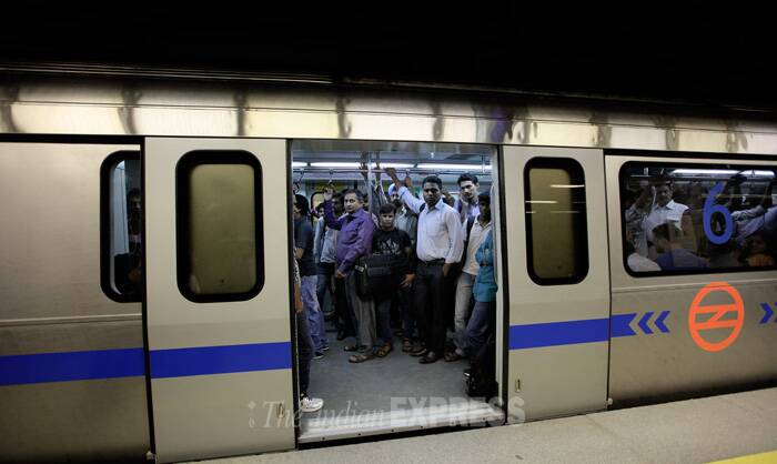 Mandi House-Central Secretariat Metro Section thrown open to public