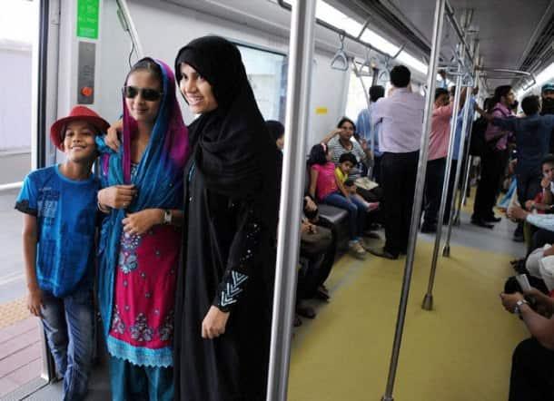 Today in pics: Mumbai metro to start operations on Sunday