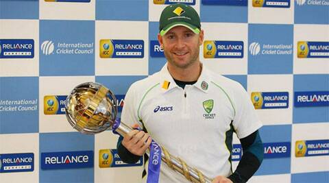 Clarke has had a long rest since leading Australia to the 2-1 test series triumph in South Africa