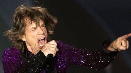 Mick Jagger still wears the clothes made by L'Wren Scott