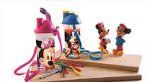 Get your kids Mickey Mouse, Minnie Mouse water bottles thissummer