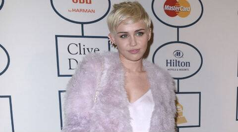 Miley Cyrus' sedan went missing after it was recently stolen. (Source: AP)