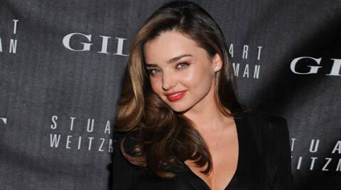 Miranda Kerr's son Flynn has made his modelling debut in the latest issue of a magazine. (Source: AP)