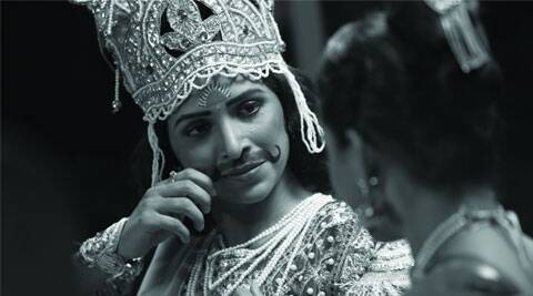 A still from Mitraa.