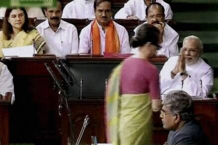 Lok Sabha Day 2: Narendra Modi, Sonia Gandhi take oath as members