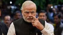 Modi on 'negative faces' list: principal, 6 others booked