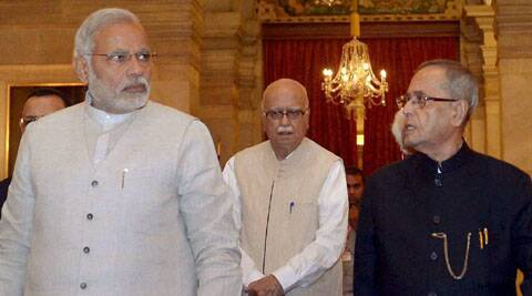 The Narendra Modi Government on Monday outlined an ambitious agenda for itself.