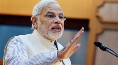 Modi said states should set up special courts for speedy trial of hoarders and black marketeers.