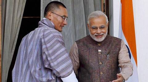 Bhutan is the SAARC country with the closest ties with India. (Source: PTI photo)